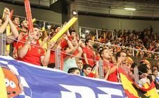 Burgos lleva a España en volandas hasta la victoria
