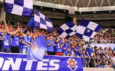 Viaja a Bilbao para ver el partido del San Pablo Burgos