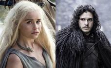 Emilia Clarke y Kit Harington optan a los Globos de Oro como protagonistas