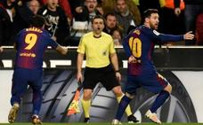El mejor Barça, en las plazas más complicadas