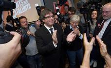 Puigdemont se enfrenta al PDeCAT y no renuncia a la vía unilateral