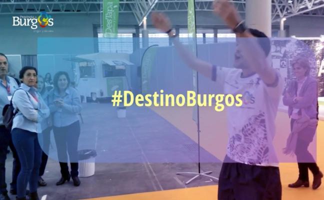 17 presentaciones, bloggers y más de medio millón de impresiones en redes, resultado de Burgos en INTUR