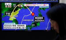Pyongyang confirma el lanzamiento de un nuevo misil capaz de alcanzar «todo EE UU»