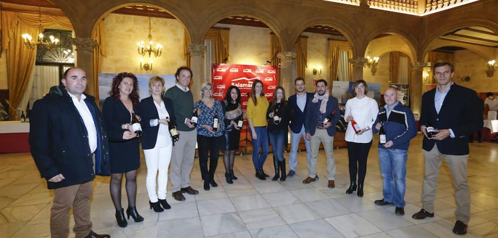 Sierra de Salamanca marca otro récord en cantidad de uva y calidad del vino
