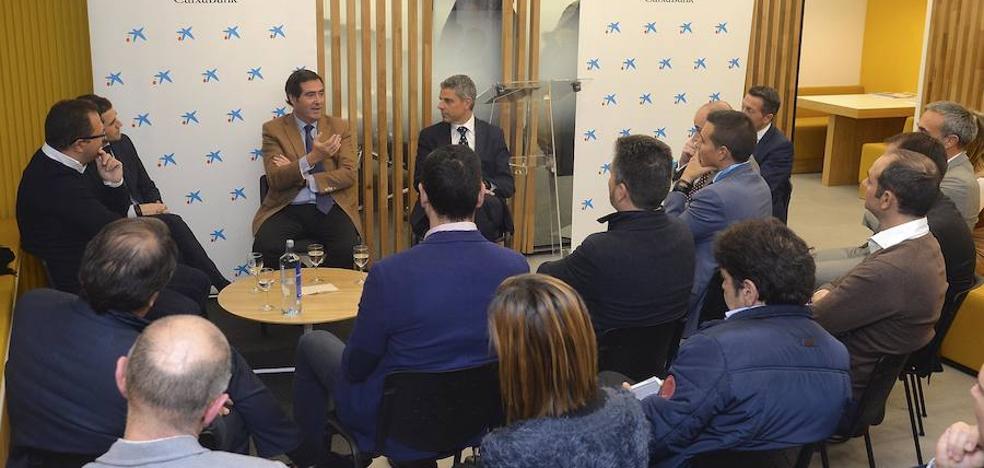 CaixaBank inaugura en Burgos su primera oficina dedicada a emprendedores y microempresas