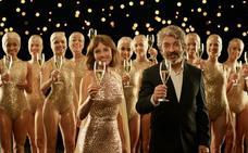 Michelle Jenner y Ricardo Darín dan vida a las burbujas Freixenet