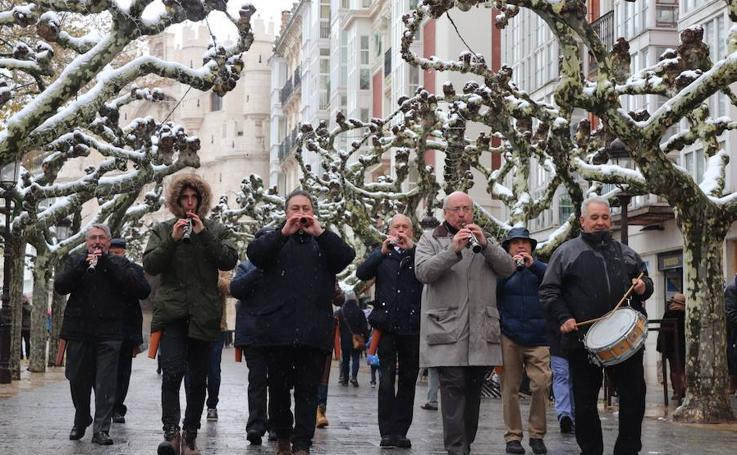Día del Dulzainero en Burgos