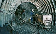 Ya solo queda Santa Bárbara en la mina