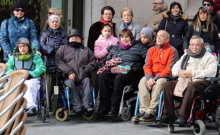 Día de las personas con capacidades diferentes en Segovia