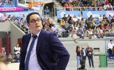 'Epi': «El buen trabajo defensivo nos ha permitido estar en partido»
