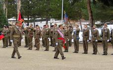 La Artillería rinde homenaje a su Patrona 'Santa Bárbara'