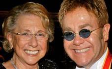 Fallece la madre de Elton John