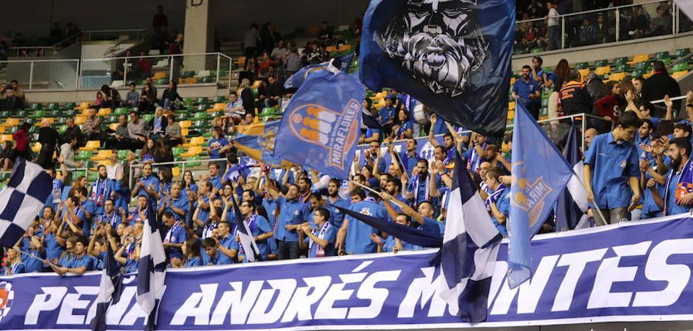 Los aficionados del San Pablo, Premio Gigantes a la Mejor Afición