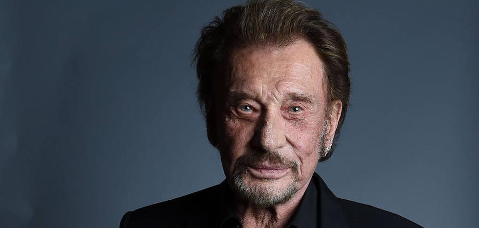 Francia llora la muerte de Johnny Hallyday, su 'Elvis'