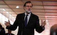 Rajoy, abierto a la reforma de la Constitución si hay un amplio consenso