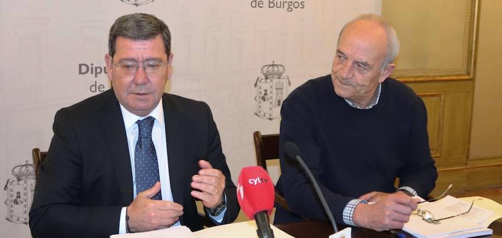 Rico ve «complicado» que la oposición apoye el presupuesto de Diputación