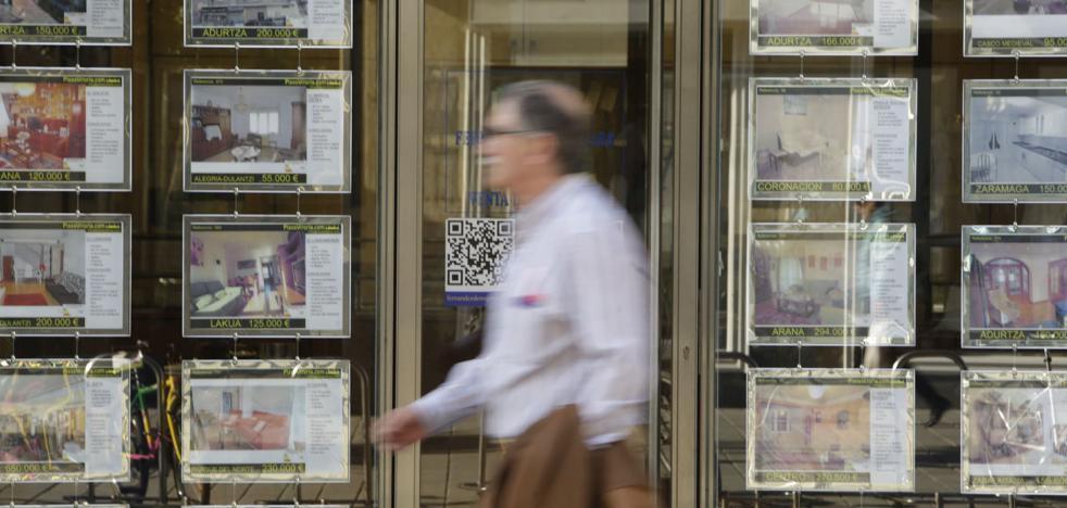 El precio de la vivienda se dispara un 6,7%