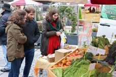 El mercado 'Autöctono' podría revitalizar La Flora una vez al mes