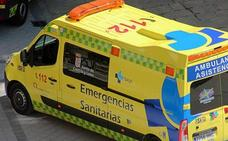 Seis heridos en la colisión de dos vehículos en Vadocondes