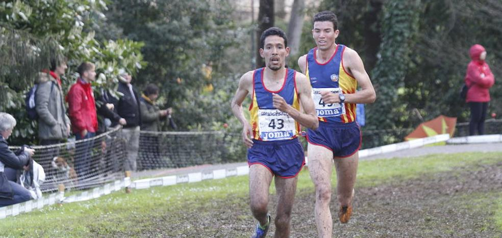 Mechaal lidera el regreso a las medallas en Samorin