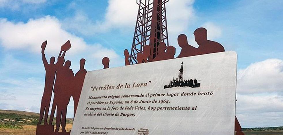 Sargentes de la Lora desespera mientras concluyen los trabajos de suspensión en Ayoluengo