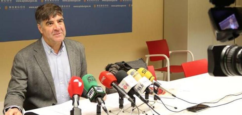 El secretario ampara la designación de Gómez como presidente del distrito de Gamonal