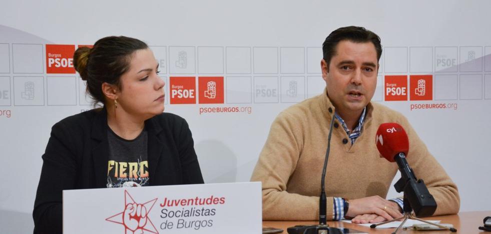 Juventudes Socialistas recogerá alimentos para Cadena de Favores ante el «desprecio» del equipo de Gobierno