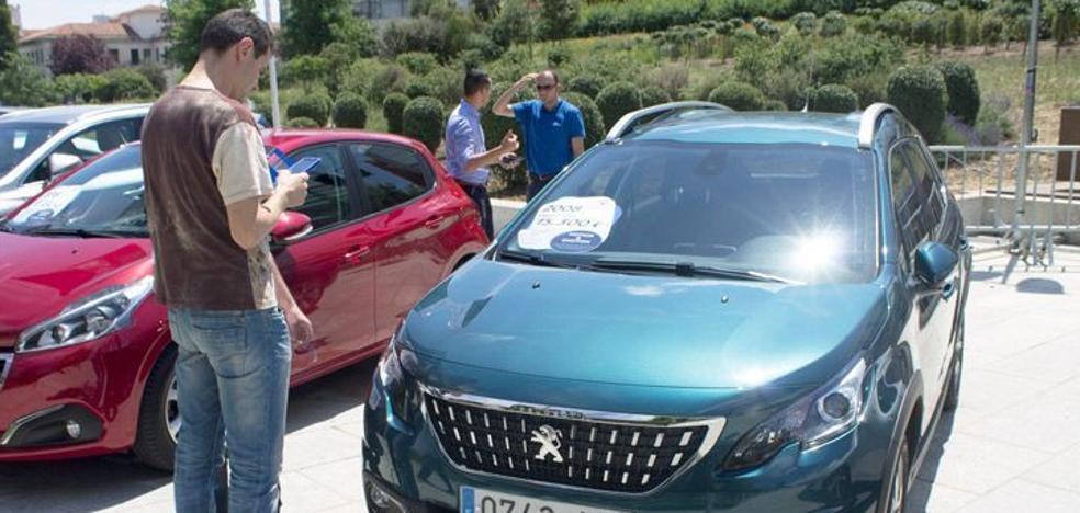 Burgos se mantiene al alza en la venta de vehículos usados, cuando en la comunidad caen