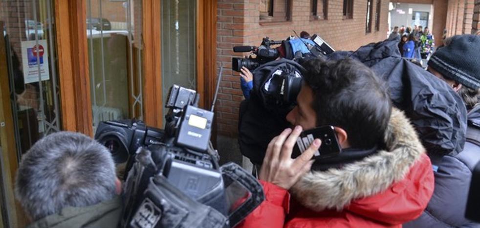 Declaran los tres jugadores de la Arandina denunciados por una presunta agresión sexual
