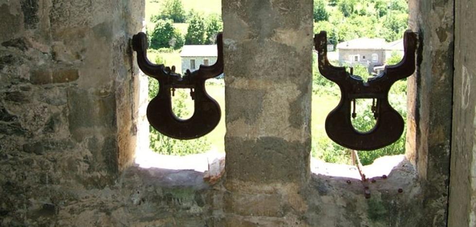 La Guardia Civil desarticula la banda que asaltó los campanarios de varios templos