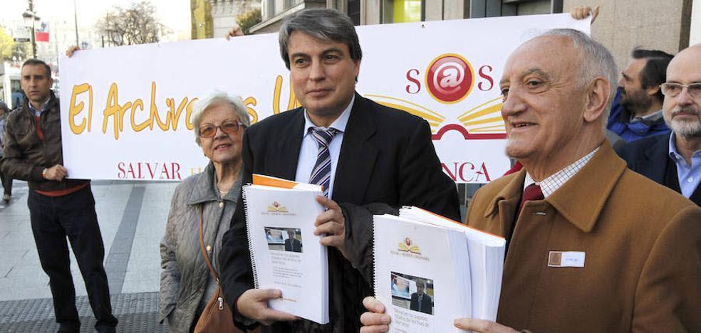 El Tribunal Superior de Justicia de Cataluña rechaza que la Generalitat deba devolver los papeles de Salamanca