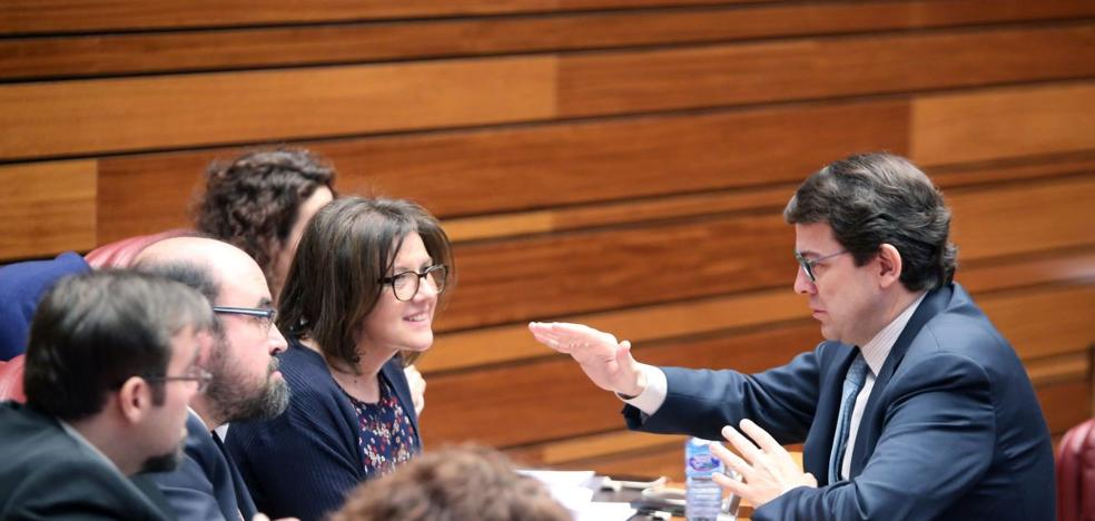 El PP rechaza que la Junta asuma la titularidad de las residencias de las diputaciones