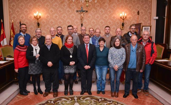 24 ayuntamientos de la provincia se adhieren al programa 'Crecemos'