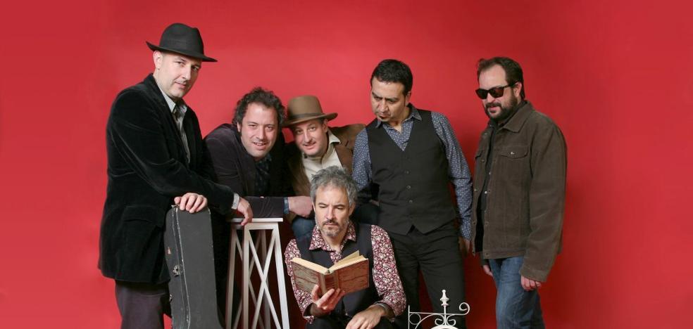 La Fundación Caja de Burgos presenta mañana al grupo Zimmerband en el ciclo Coordenadas Polares