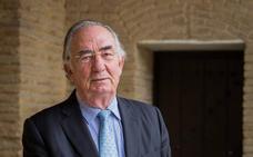 Amado Franco Lahoz ha sido elegido presidente de la Fundación Ibercaja