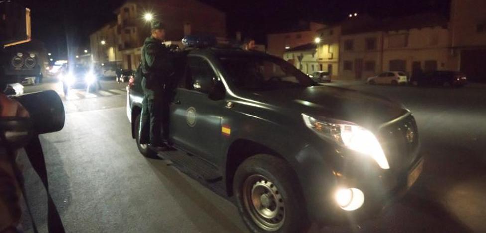 Tres muertos en un tiroteo en Teruel, dos de ellos guardias civiles