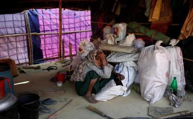 Cifran en 6.700 los rohinyás muertos en un mes en Birmania