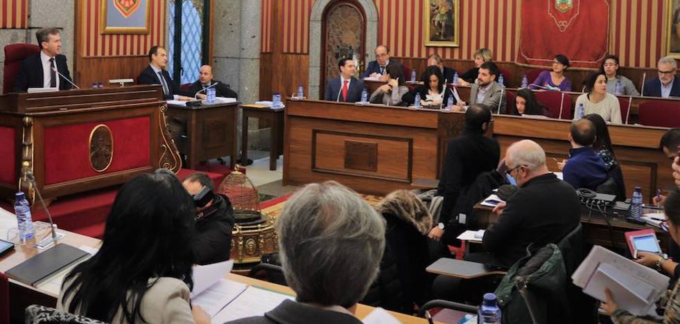 El Pleno retira la aprobación del presupuesto de 2018 ante el desfase de ingresos