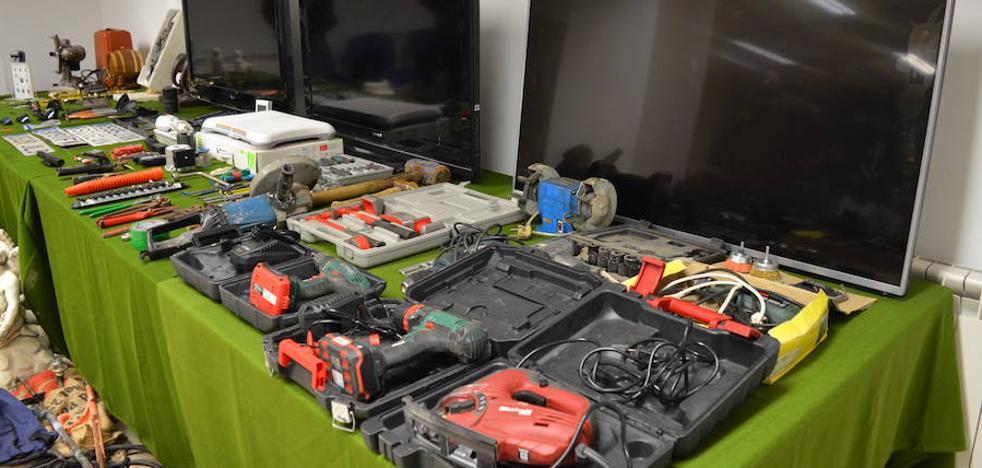La Guardia Civil detiene al autor de varios robos con fuerza en viviendas de Burgos