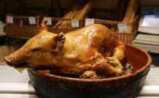 El cochinillo y el cordero alcanzan índices de consumo históricos esta Navidad
