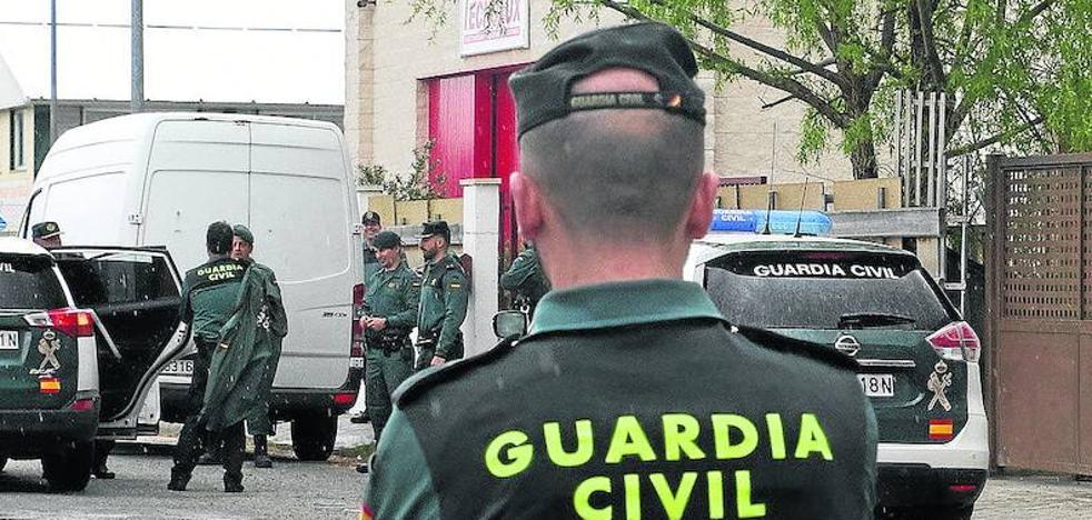 Segovia, foco de la lucha antiyihadista