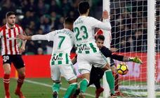 El Athletic coge aire a costa del Betis