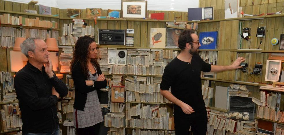 'La Biblioteca de Ruidos y Sonidos' se instala en el CAB