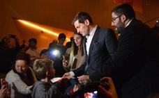 Íker Casillas recibe la Medalla de Oro de la Diputación de Ávila