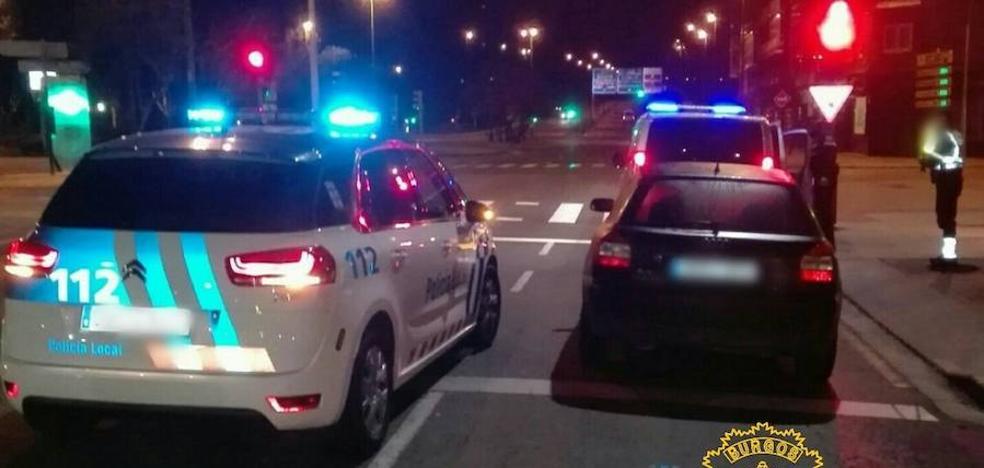 Detenido un conductor que triplicaba la tasa de alcoholemia