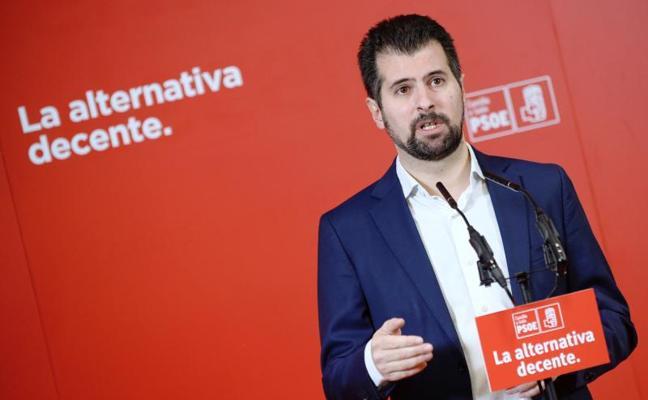 Tudanca reclama al PP un «perdón» por el cierre de Garoña y un plan de reindustrialización inmediato