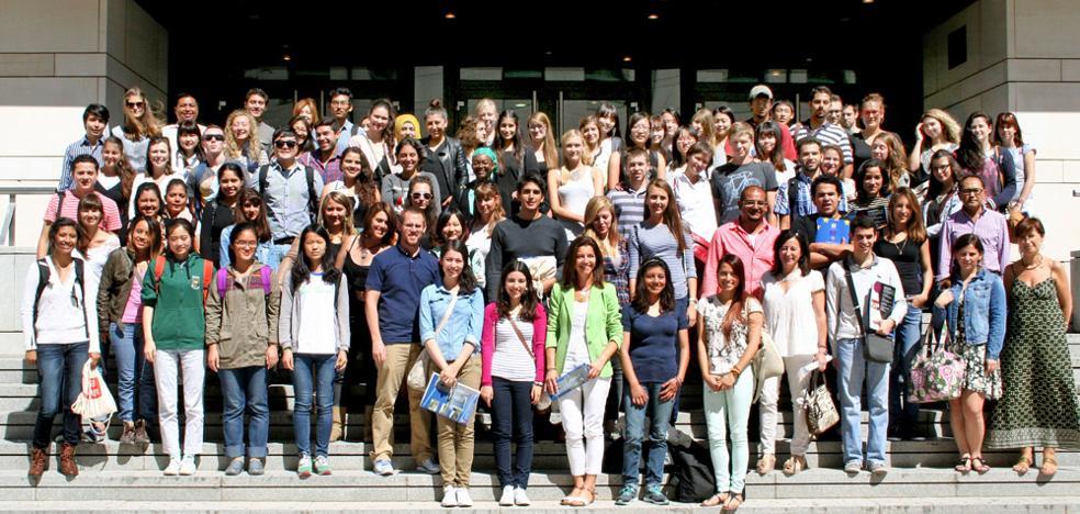 831 plazas para la movilidad de los estudiantes de la Universidad de Burgos