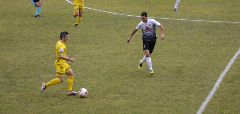 Goleada del Burgos CF para preparar la segunda vuelta