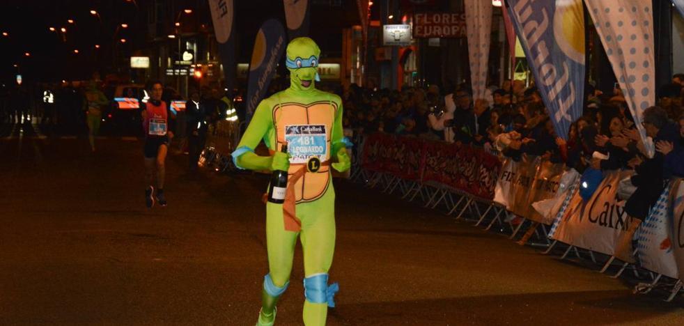 La San Silvestre de las Tortugas Ninja