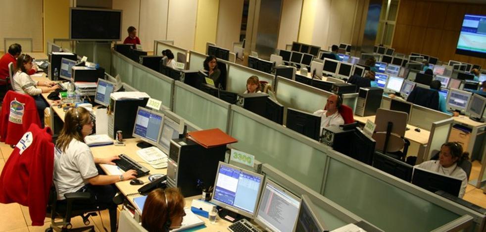 El 112 gestiona 39 incidentes en Burgos durante la Nochevieja